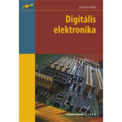 Digitális elektronika (kompetencia alapú, hivatalos tankönyv)