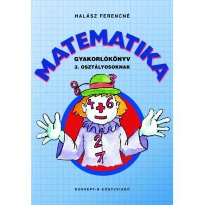 Matematika gyakorlókönyv 3. osztályosoknak