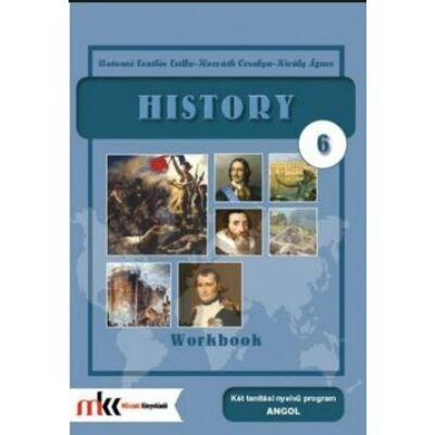 History 6. workbook – Történelem 6. munkafüzet