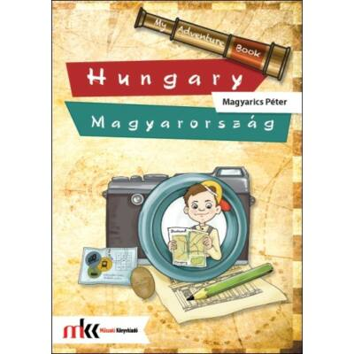 Hungary – Magyarország – My Adventure Book