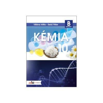 Kémia 10. tankönyv – B kerettantervek szerint