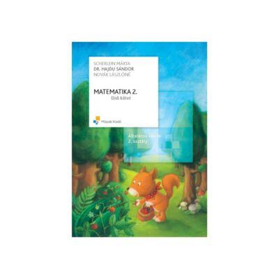 Matematika 2. Tankönyv, első kötet (2008-ra átdolgozott)