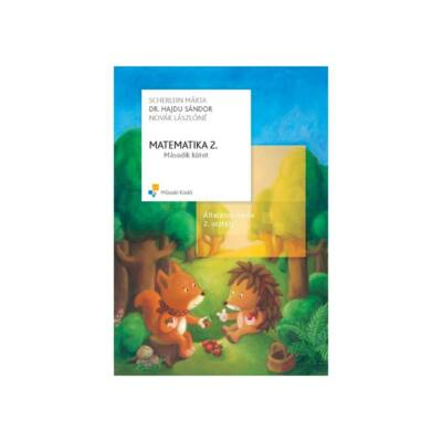 Matematika 2. Tankönyv, második kötet (átdolgozott)