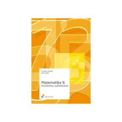 Matematika 9. munkafüzet szakiskolásoknak