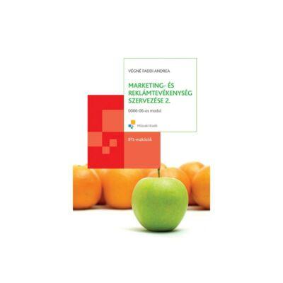Marketing- és reklámtevékenység szervezése 2.