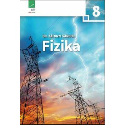 Fizika tankönyv 8. osztály – új, 2016-os kiadás