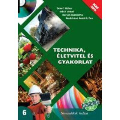 Technika és életvitel tankönyv 6. oszt. (NAT)
