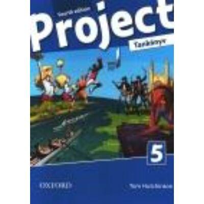 Project 5. tankönyv – 4TH Edition – (HU változat)